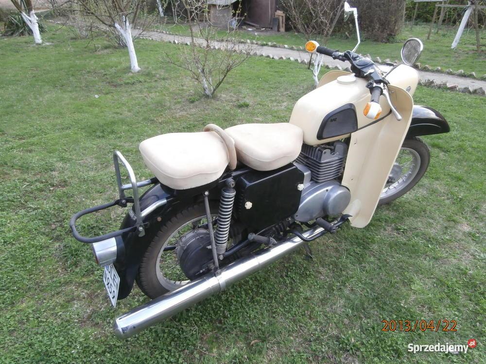 motocykl mz es 250 trophy odnowiony. Black Bedroom Furniture Sets. Home Design Ideas