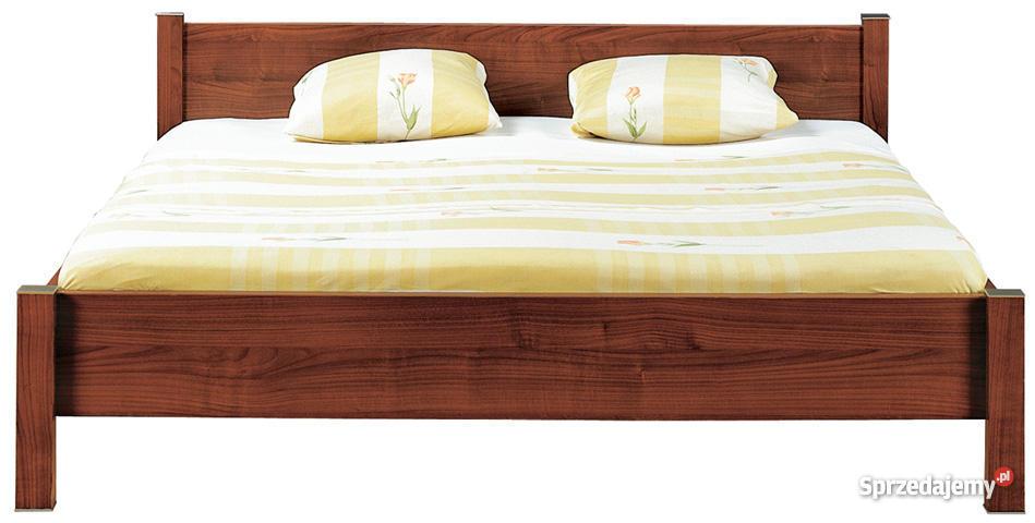 łóżko Fantazja Brw 160x200 Stelaż Materac Stan Bdb