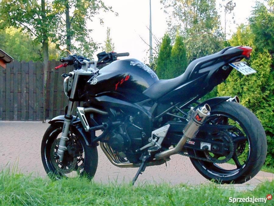 Yamaha Fz6 Black Edition Street Fighter Rzeszów Sprzedajemypl