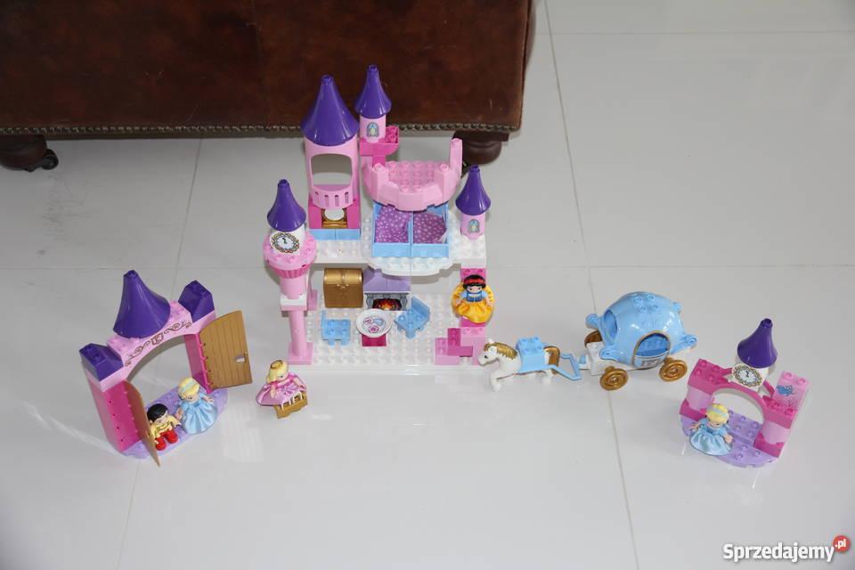 Lego Duplo Pałac Kopciuszka Kareta Warszawa Sprzedajemypl