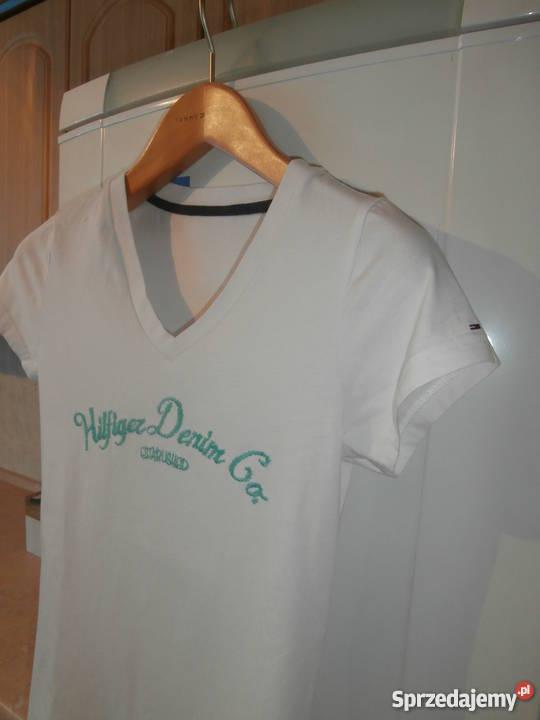 e10651add9d47 Tshirt TOMMY HILFIGER Bez wzoru Bydgoszcz sprzedam