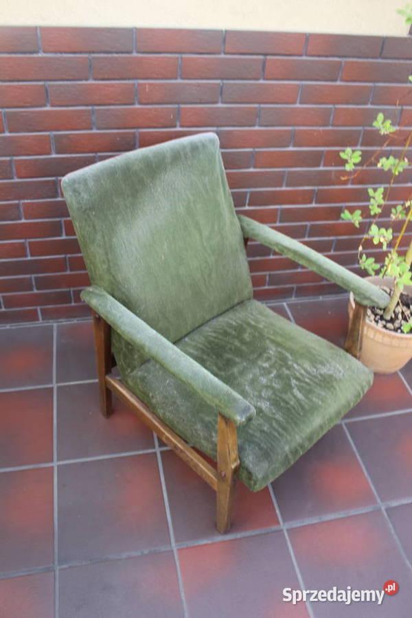 fotel z prl-u