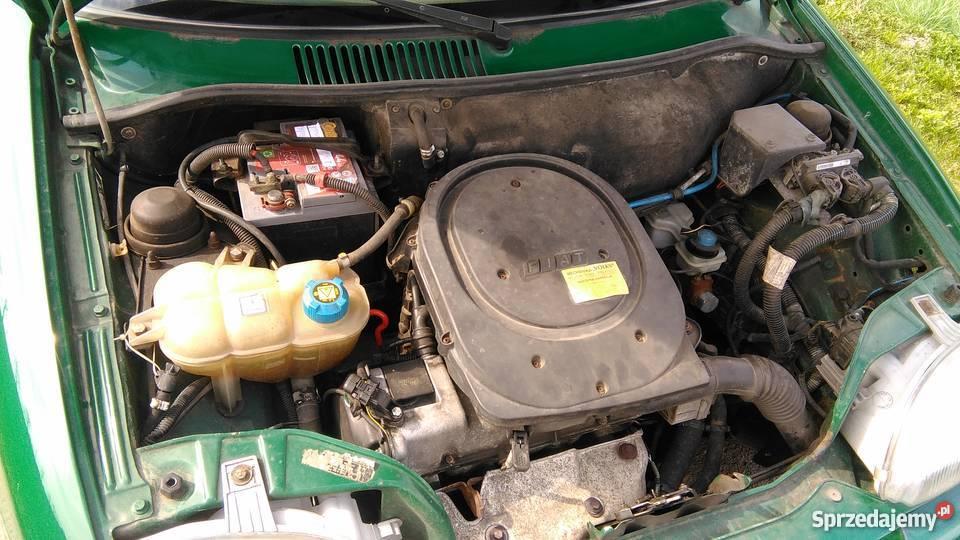 Fiat seicento 11 2/3 Poznań