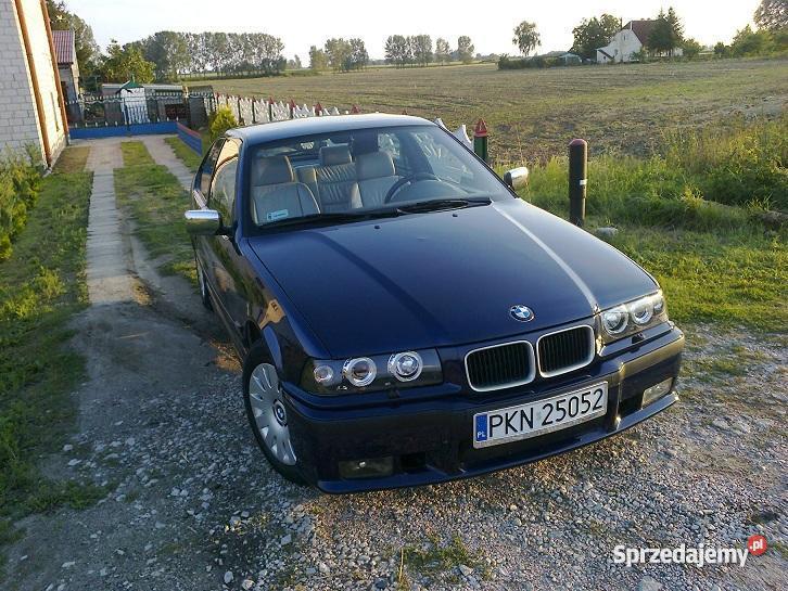 BMW E36 18 IS Wilczyn