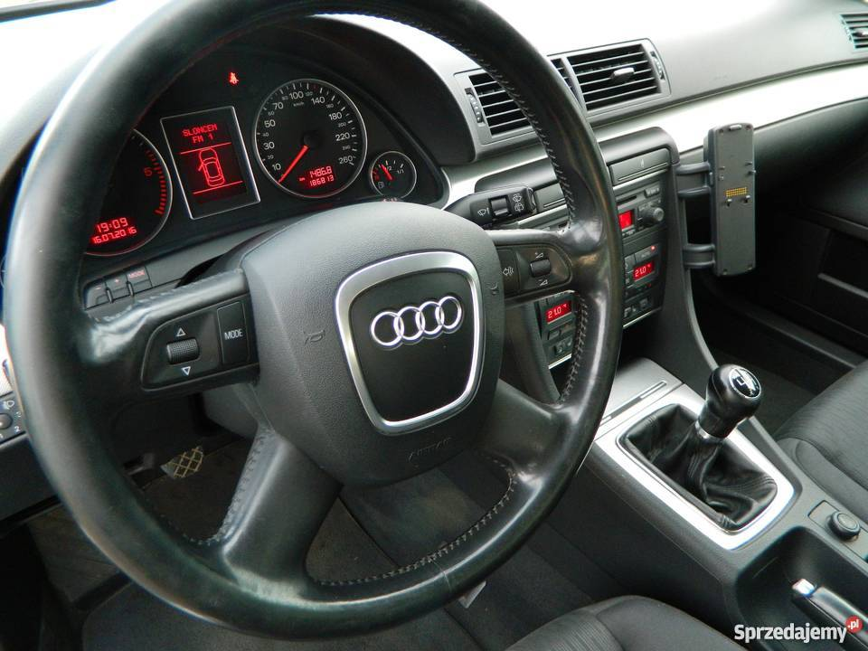audi a4 2 0 tdi 140 km b7 avant kombi pakiet chrom zarejestr szczuczyn. Black Bedroom Furniture Sets. Home Design Ideas