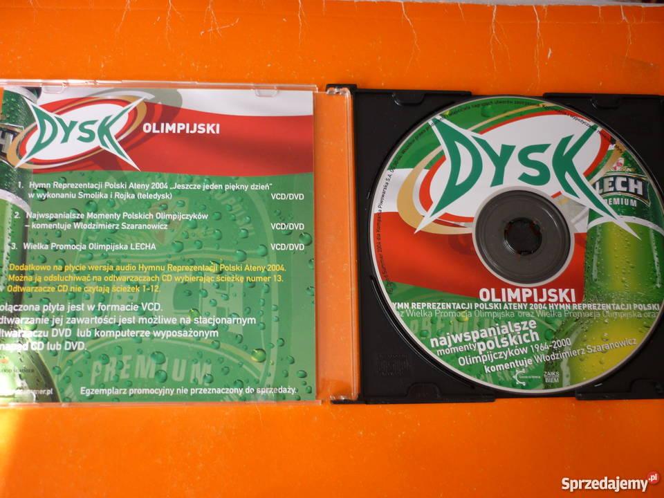 Płyta VCD Dysk olimpijski Smolik i Rojek 1 płyta sprzedam