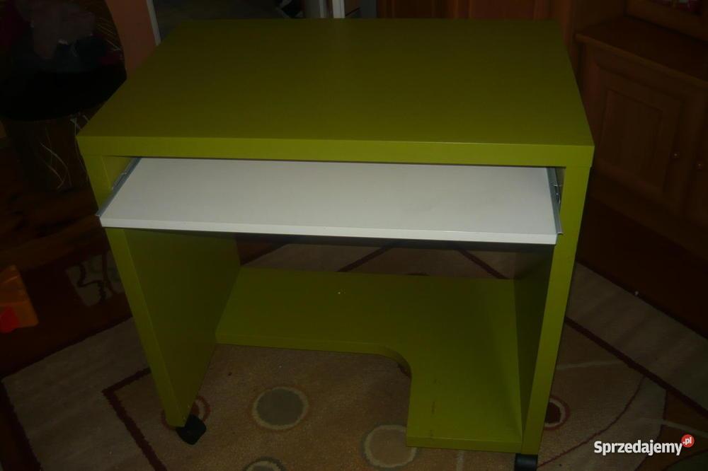 Sprzedam Biurko Ikea Zielone Jasne Sprzedajemypl