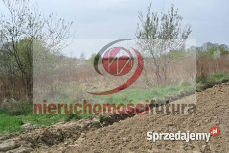 działka budowlana do sprzedaży 20m2 Niegoszowice budowlana Grunty i działki Niegoszowice