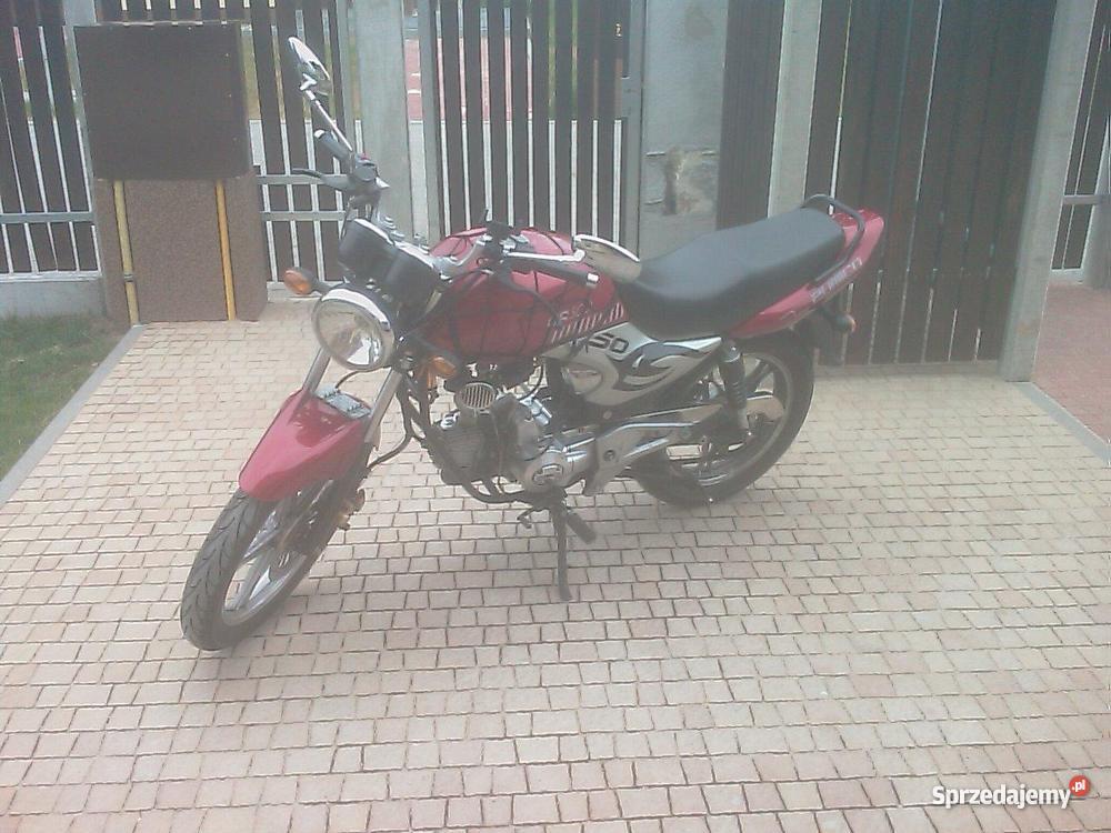 Zumico GR 500 Motorower Katowice