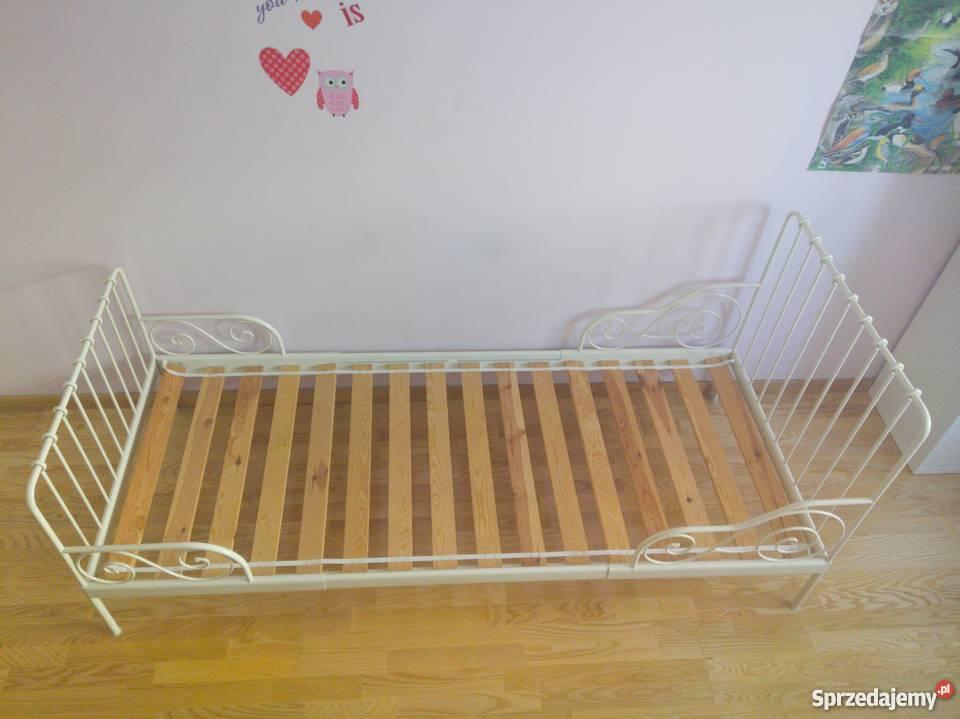 łóżko Ikea Dziecięce Młodzieżowe Rama 3 Warianty