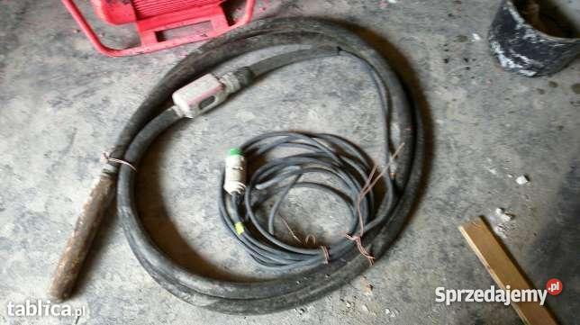 wibrator do betonu Ozorów