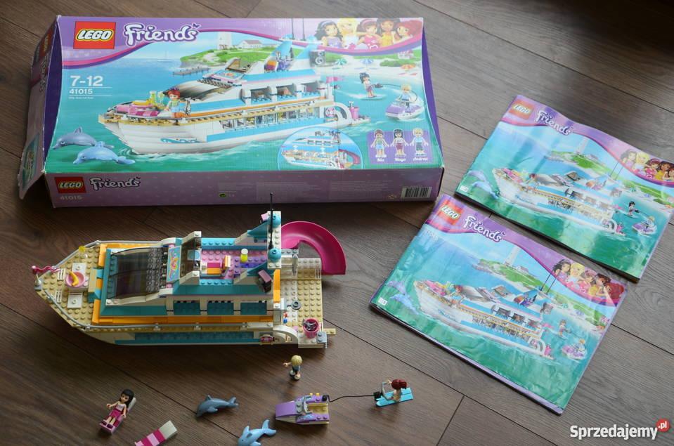 Lego Friends 41015 Jacht Wycieczkowy Kraków Sprzedajemypl