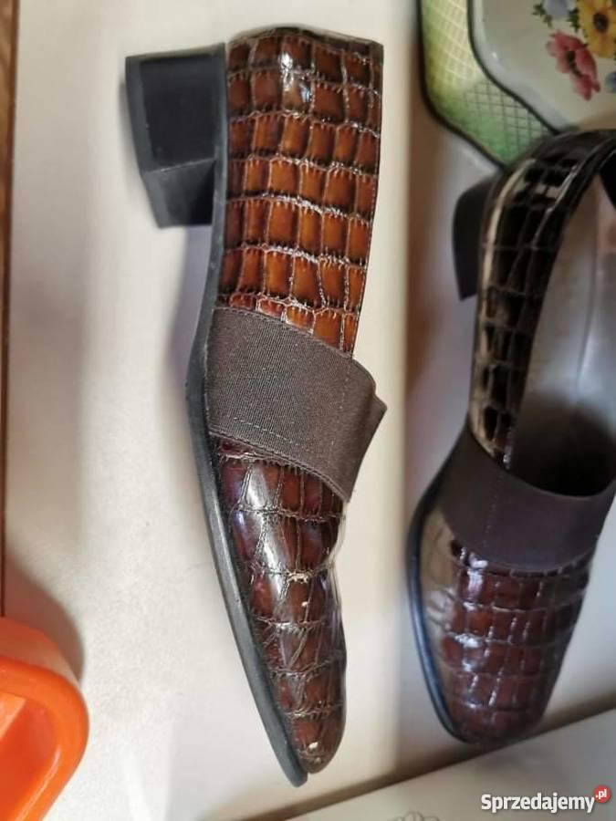 buty damskie angielskie