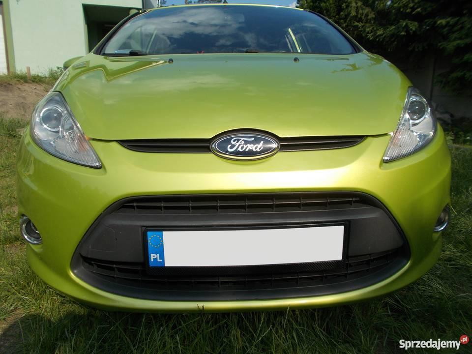 Ford Fiesta Mk7 16 Tdci Titaniummożliwa Zamiana Jaworzno Sprzedajemypl