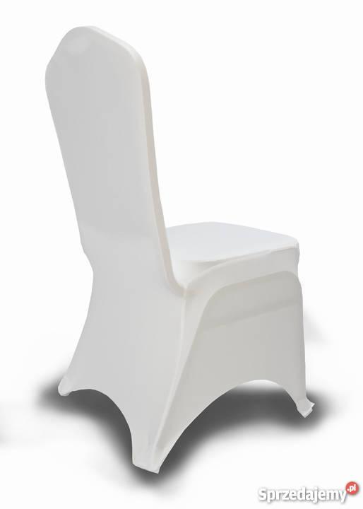 Pokrowiec na krzesło Uniwersalny Rozciągliwy Łomża