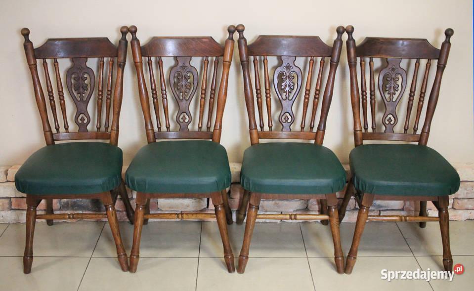 Stoły i krzesła Pszczyna, do jadalni, salonu, kuchni, biurka