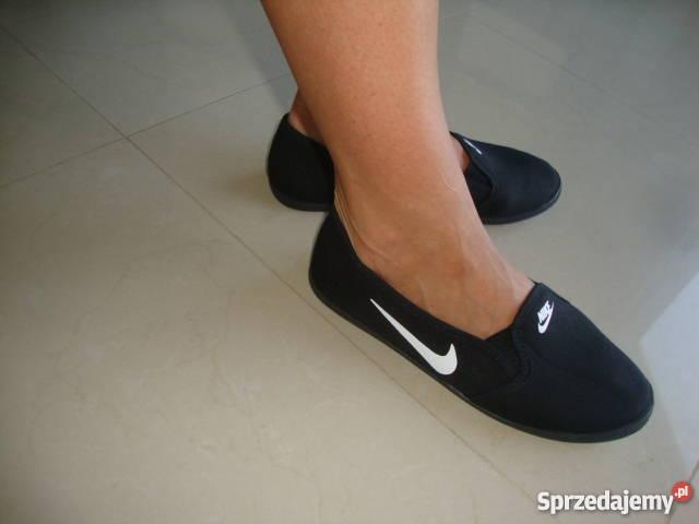 buty nike damskie czarne replika