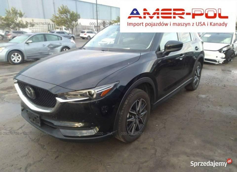 Mazda CX-5 2018, 2.5L, po kradzieży