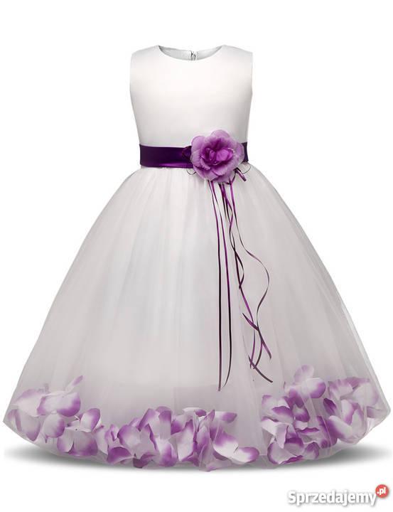 d01d3b8503 Sukienka dziewczynki 4L na 110 5L na 120 Sukienki i spódniczki dolnośląskie  Jelenia Góra