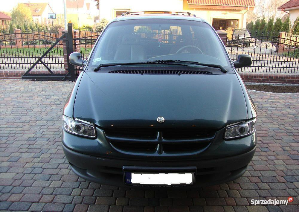 Chrysler Grand Voyager na Zgorzelec
