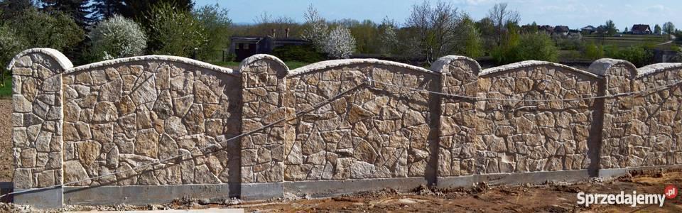 Ogrodzenia Z Kamienia Naturalnego Grille Altany Wedzarnie