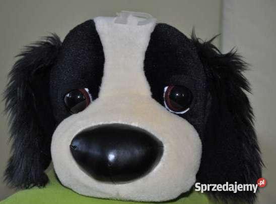 Maskotka Pies z Dużą Głową Cocker Spaniel z serii THE DOG