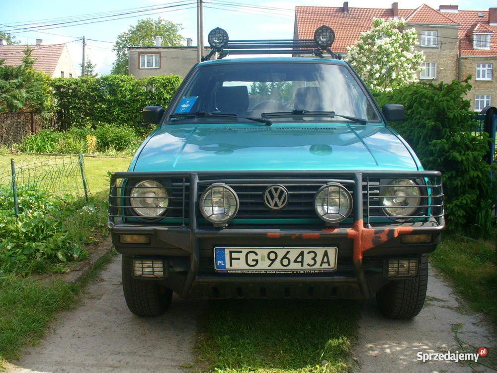 VW GOLF COUNTRY 170000km Gorzów Wielkopolski