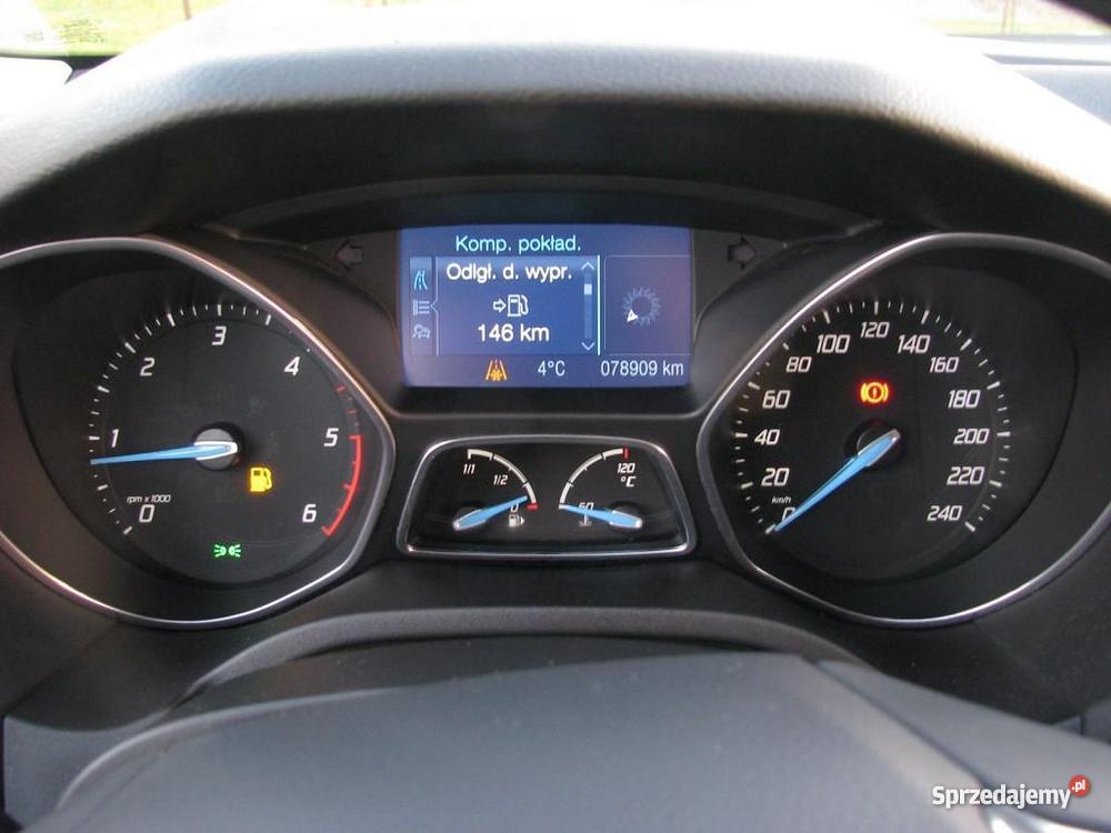 Na Ford Focus Mk3 manualna skrzynia biegów Włocławek sprzedam