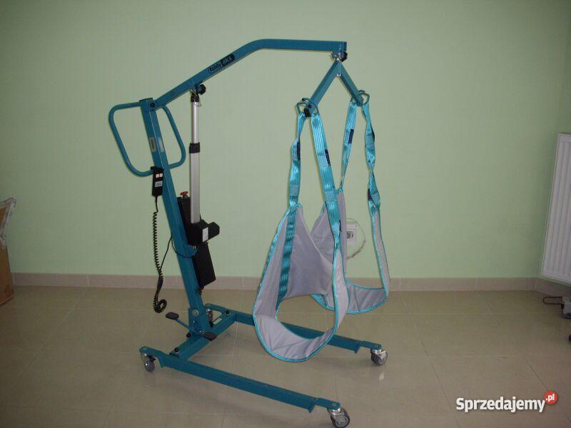 Podnośnik Transportowy Pacjenta Osoby Niepełnosprawnej