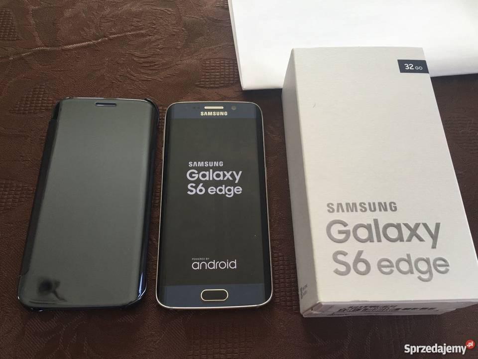 Fantastyczny Sprzedam Telefony Samsung Galaxy s6 Edge 64 GB Gdańsk - Sprzedajemy.pl UD42