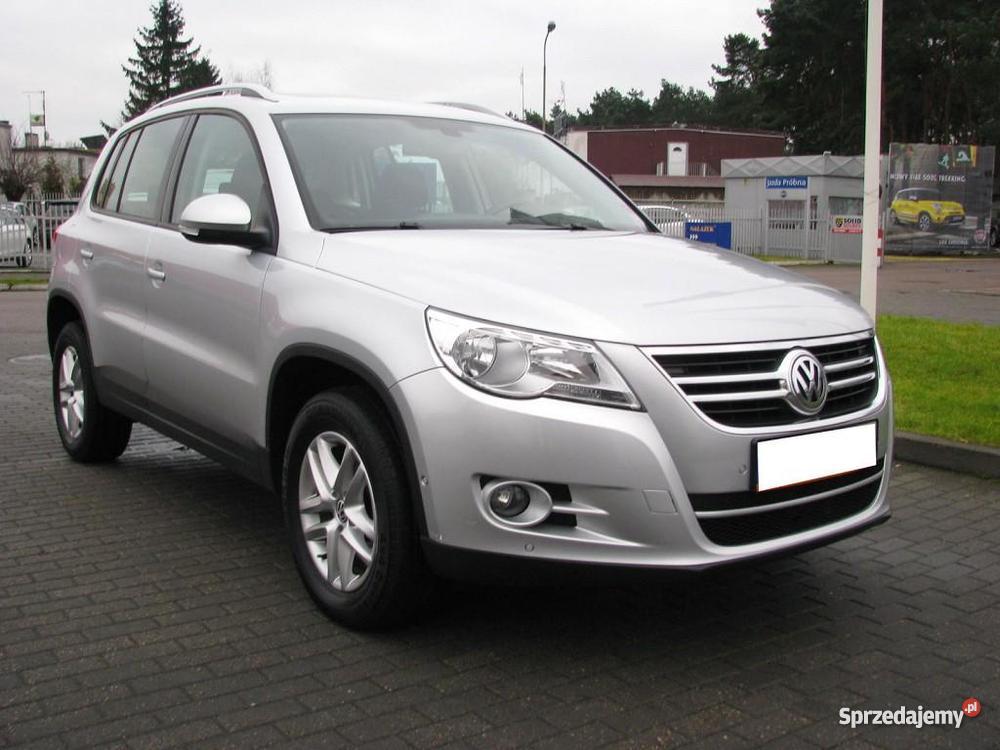 Do Volkswagen Tiguan 2009 nawigacja Włocławek