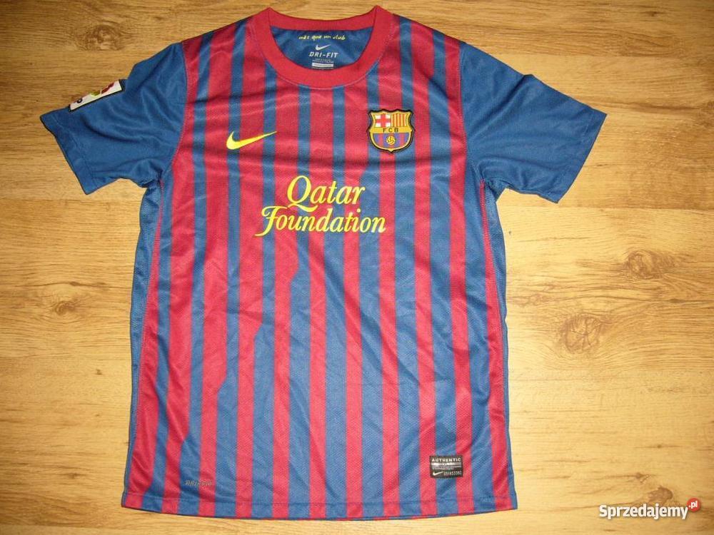9dc2889a5 Koszulka FC Barcelona roz. S - Sprzedajemy.pl