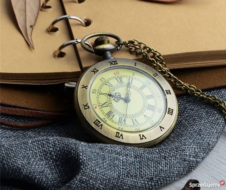Zegarek kieszonkowy z datą Hamilton