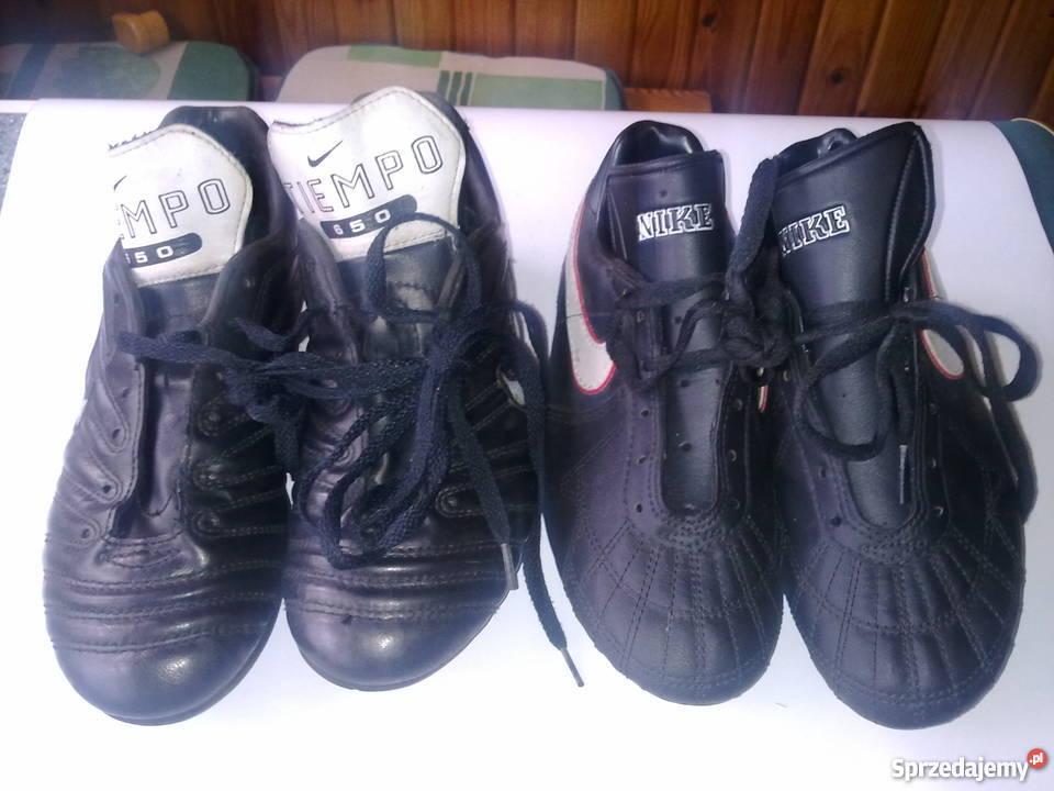 Korki Nike małe 235 i 220 Pozostałe Lublin
