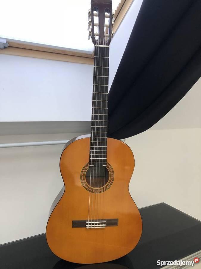MEGA OKAZJA NOWA Yamaha CS 40 gitara klasyczna Poznań