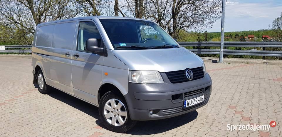 Volkswagen Transporter *T5*2007*2,5TDI*130KM*