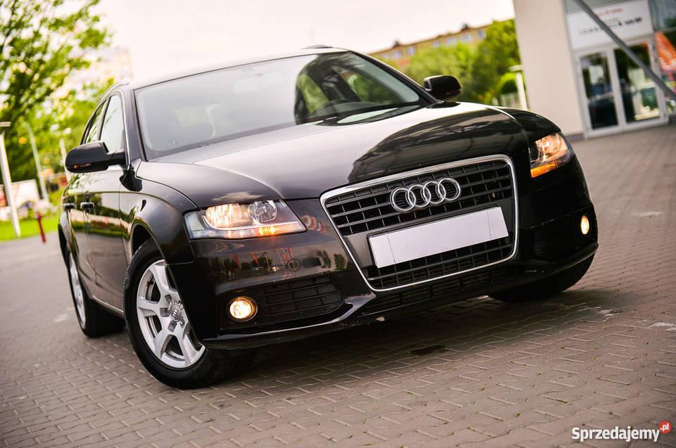 Audi A4 B8 18 Tfsi Alu Kolor Navi Ideał 100 Płock Sprzedajemypl