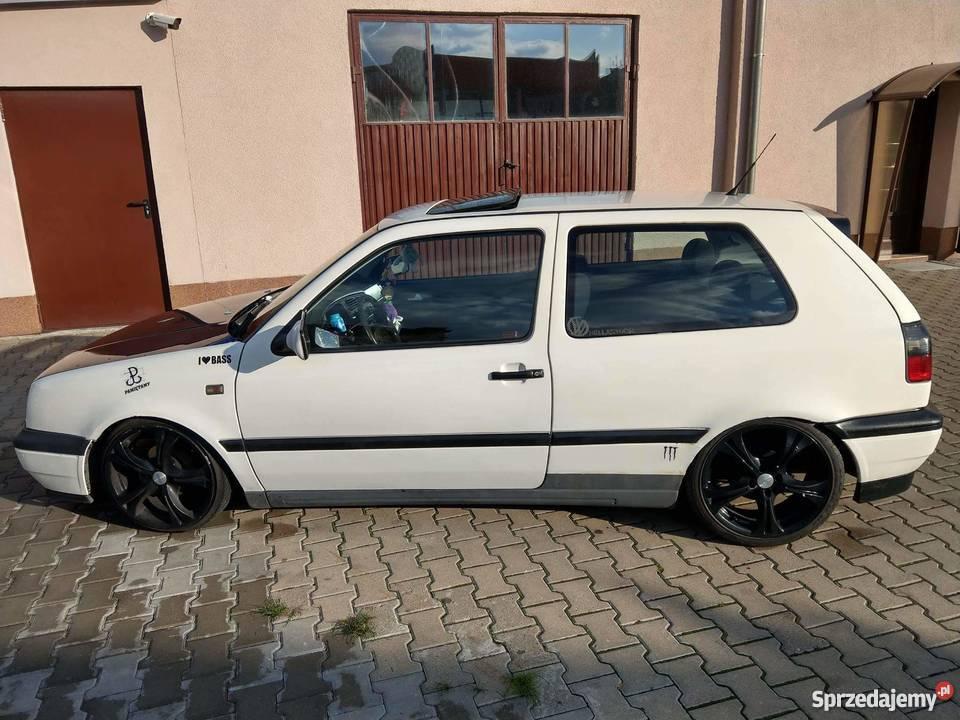 Wybitny Volkswagen Golf Mk3 GWINT ALU Brzeg - Sprzedajemy.pl SH78