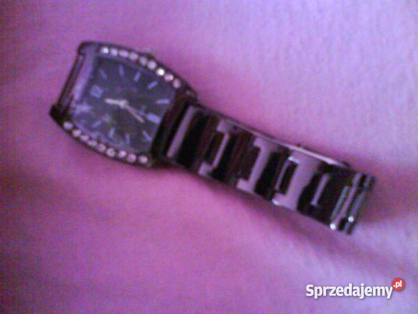 Fantastyczny Yves Rocher - NOWY grafitowy zegarek damski - Sprzedajemy.pl OR25