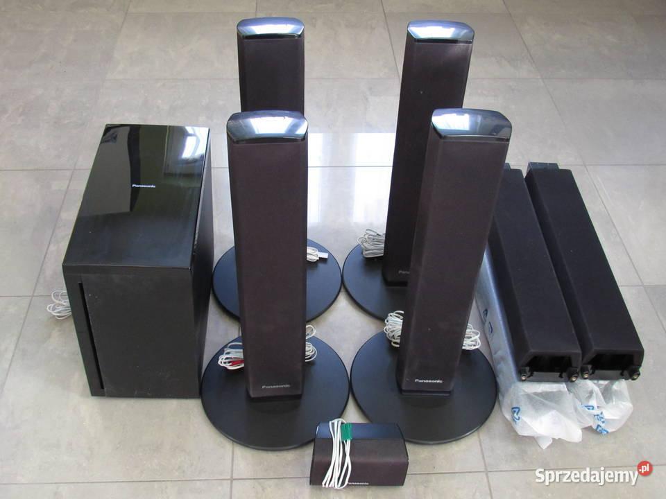 Zestaw kolumn kina domowego Panasonic