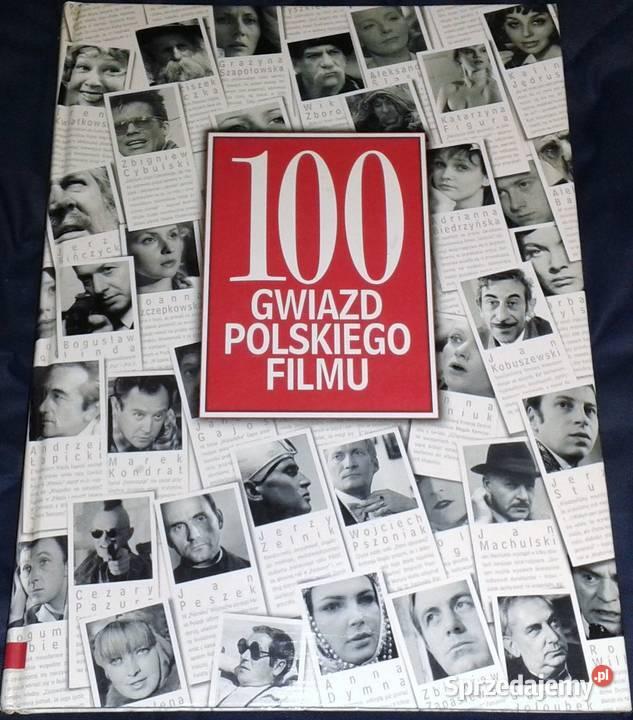 100 gwiazd polskiego filmu - R. Gratkowska, M. Jazdon i inni