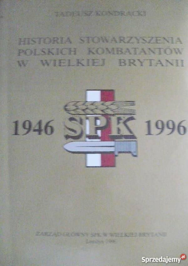 HISTORIA SPK 19461996 W WIELKIEJ BRYTANI