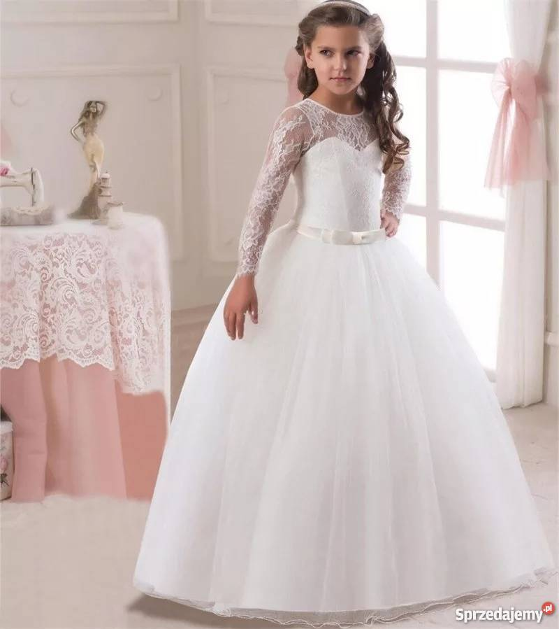528402be0a Sukienka komunijna 152 Tymbark - Sprzedajemy.pl