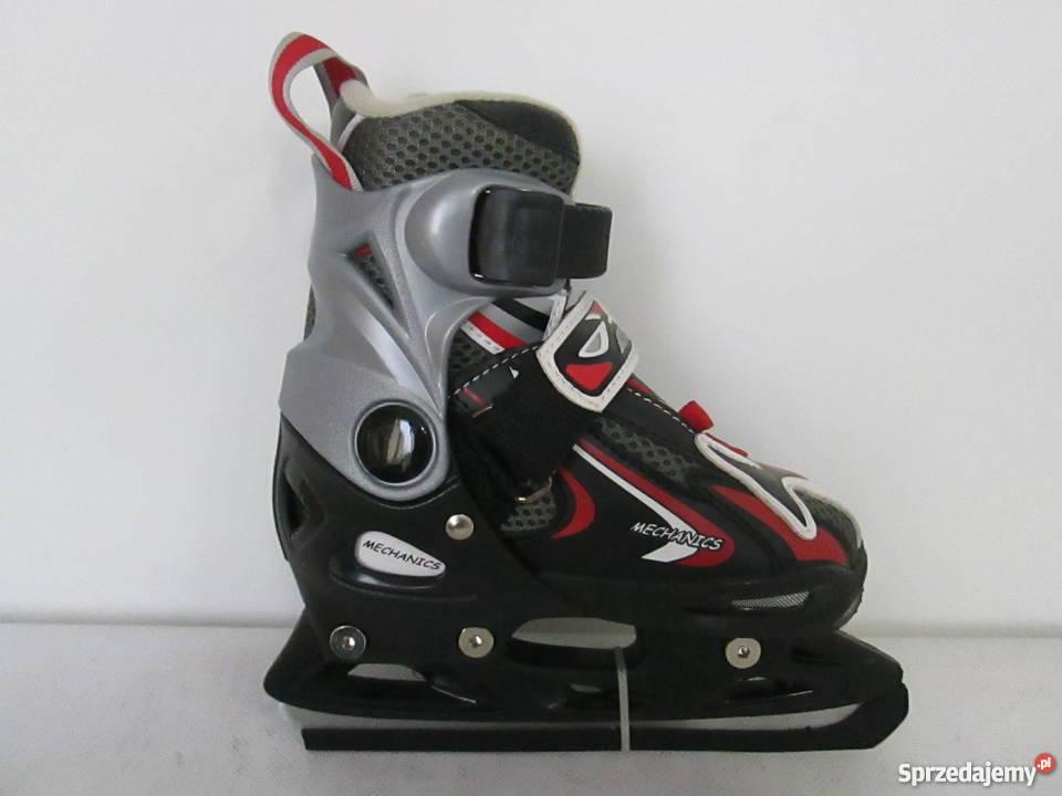 nowe dziecięce łyżwy hokejowe MECHANICS