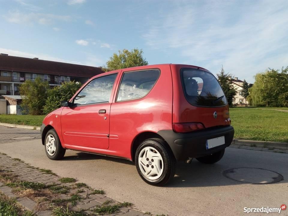 Fiat Seicento Gorzów Wielkopolski