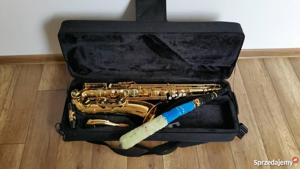Saksofon Tenorowy blaszane Dzięgielów