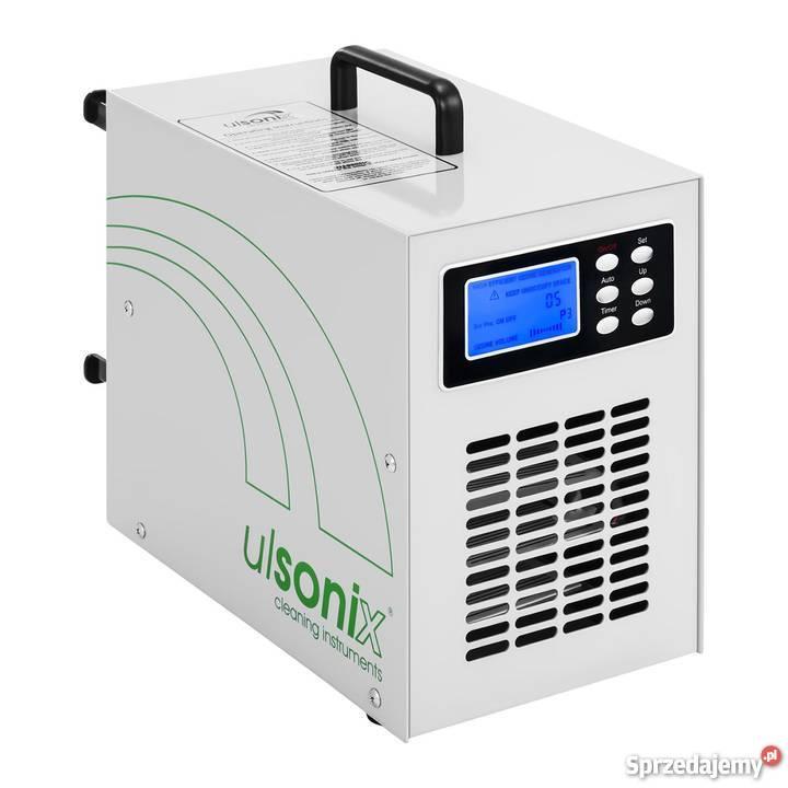 Urządzenie do oczyszczania powietrza ozonator sprzedam
