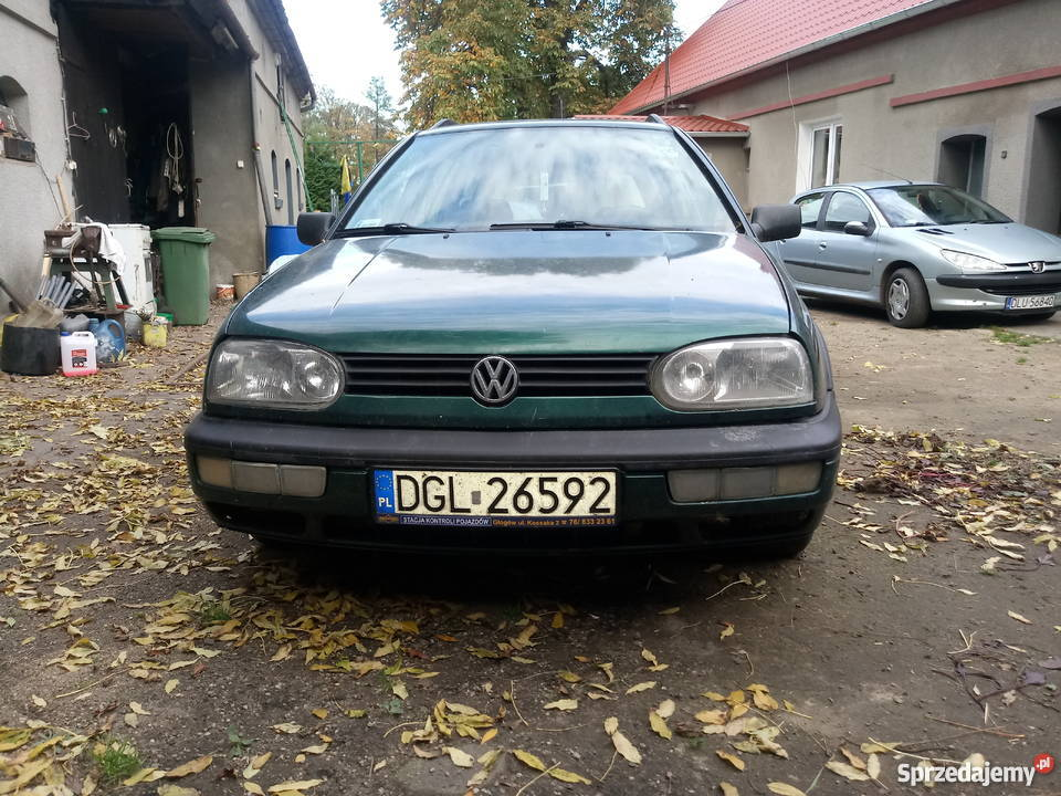 VW GOLF 3 Orsk