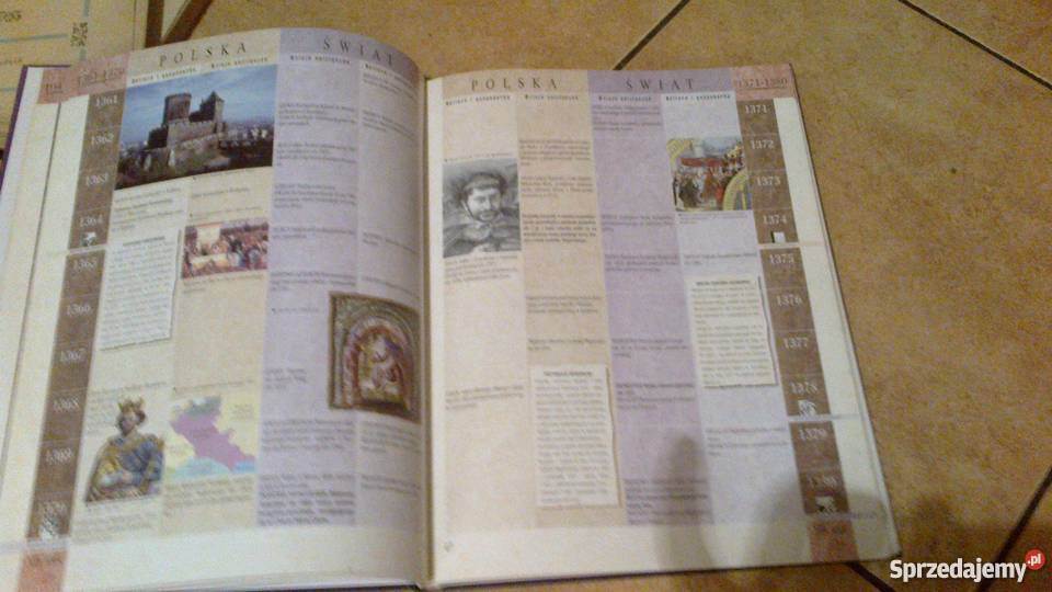 Encyklopedia Polska 2000 kalendarium Polska Oborniki Śląskie