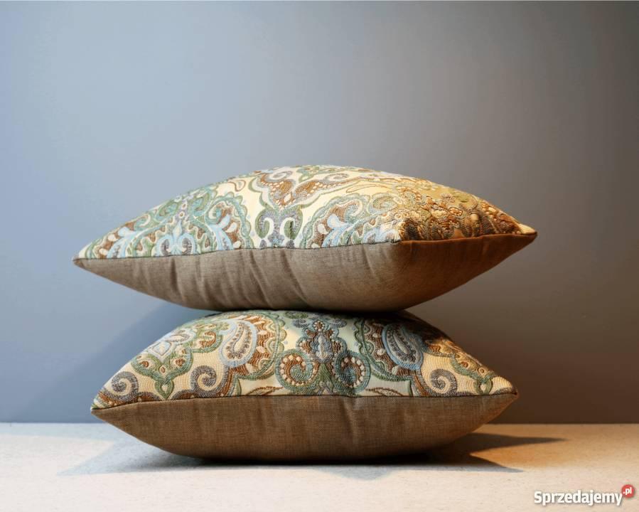 Poduszki Klasyczne Dekoracyjne Ozdobne Do Salonu Sypialni